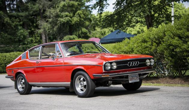 audi cabriolet 1970