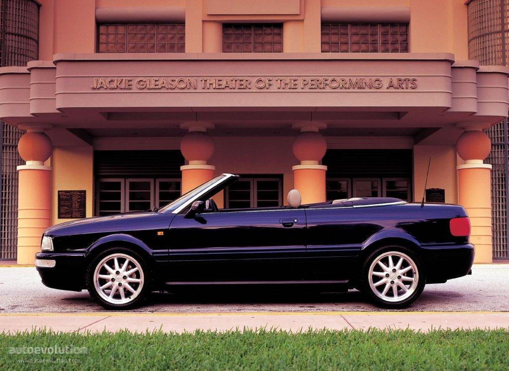 audi cabriolet 1995