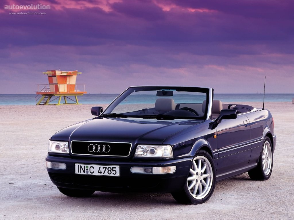 audi cabriolet 1996 review