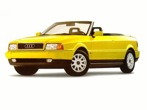audi cabriolet 1996 review