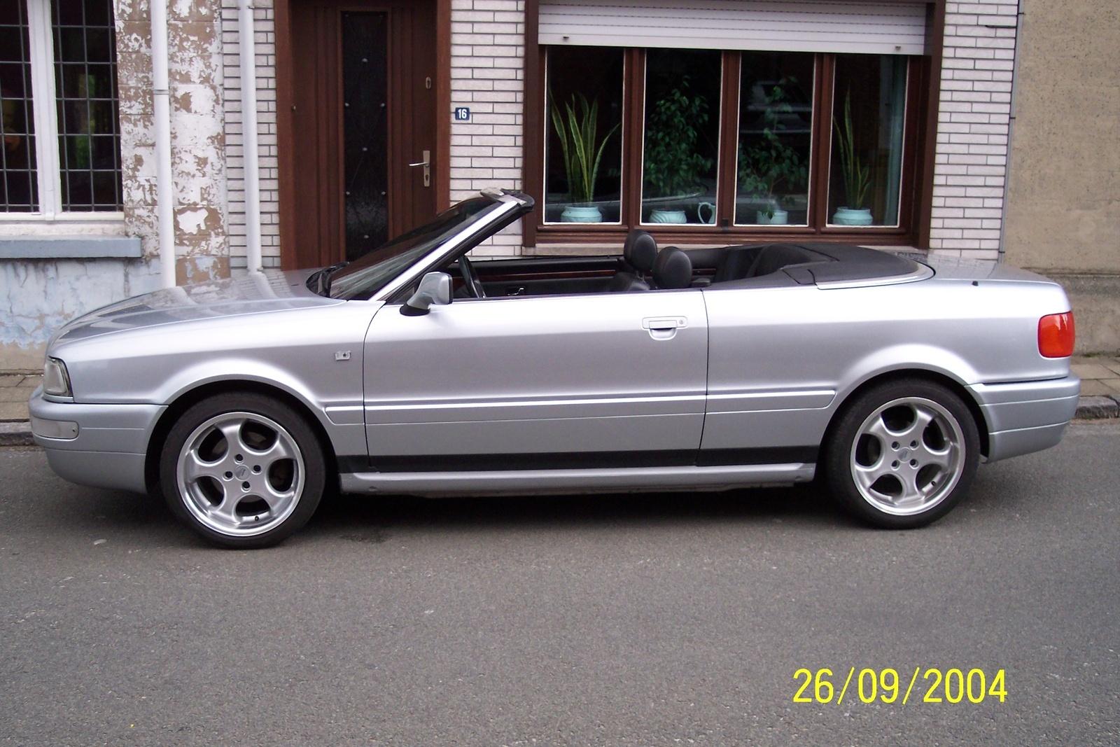 audi cabriolet 1998 for sale