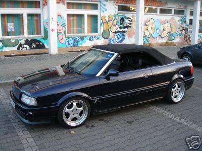 audi cabriolet 80 1996