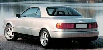 audi cabriolet 80 diesel