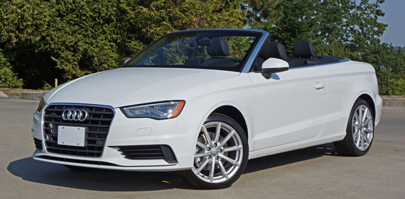 audi cabriolet a3 review