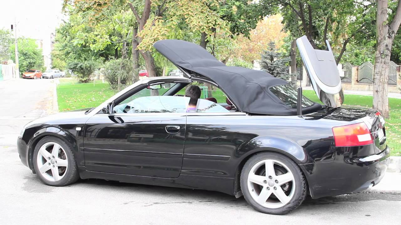 audi cabriolet a4 1.8 t