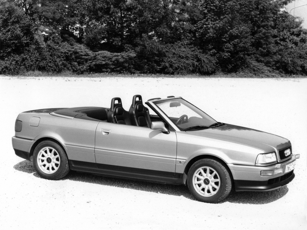 audi cabriolet annee 90