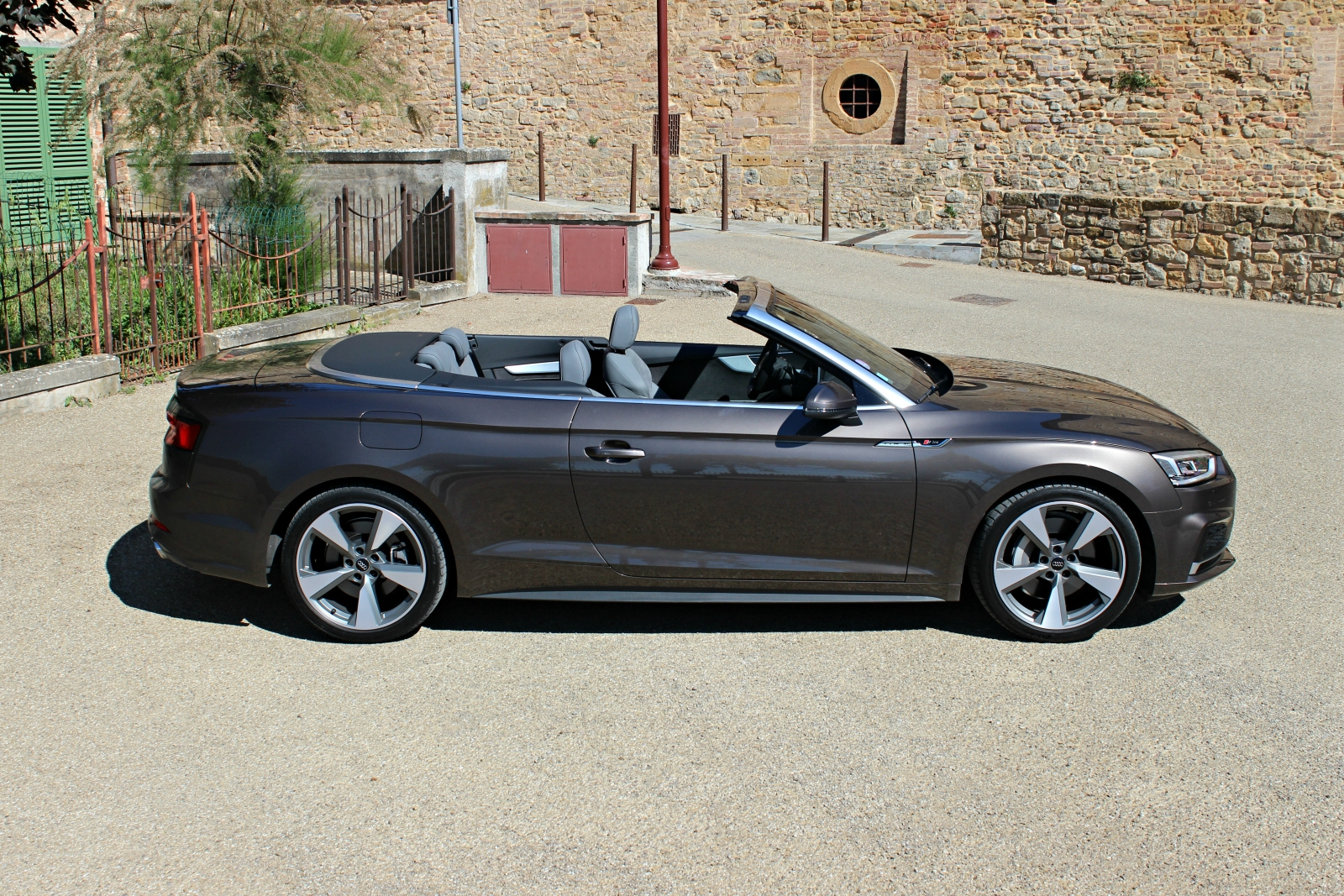 audi cabriolet decapotable