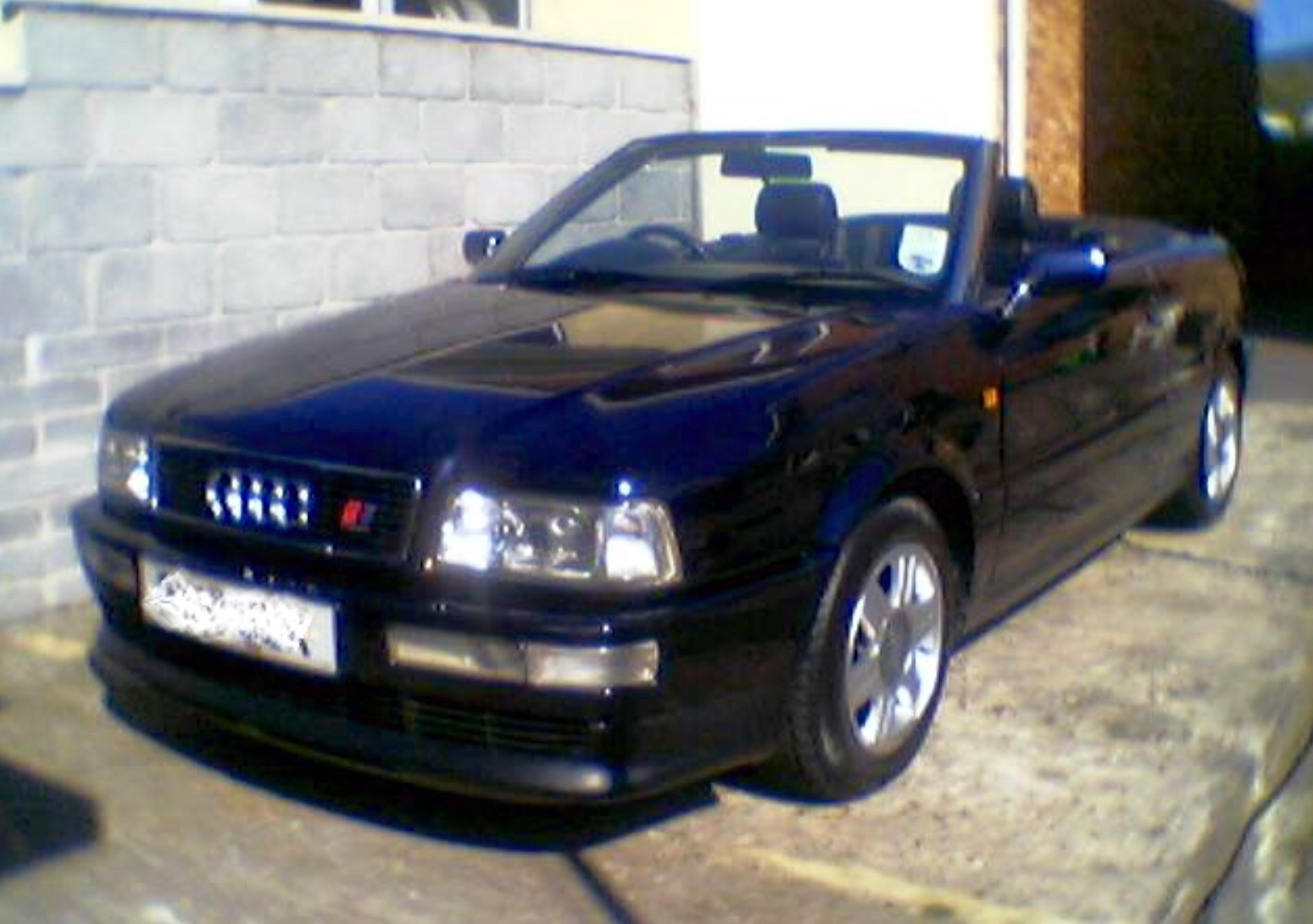 audi cabriolet final edition
