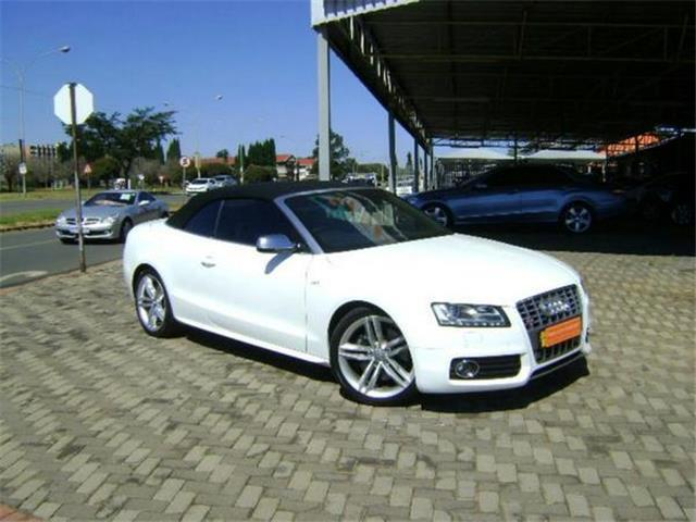 audi cabriolet for sale gauteng