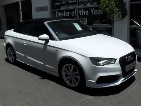 audi cabriolet for sale in south africa
