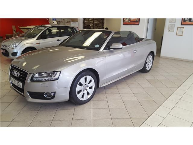 audi cabriolet gumtree