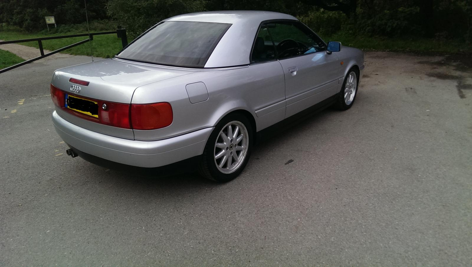 audi cabriolet hardtop for sale