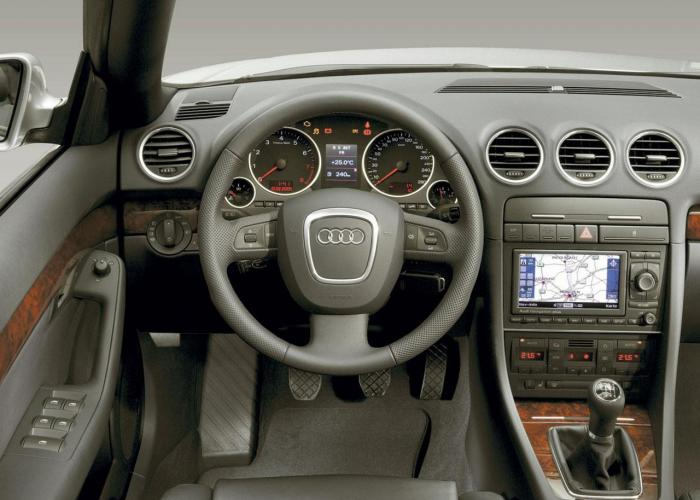 audi cabriolet manual transmission