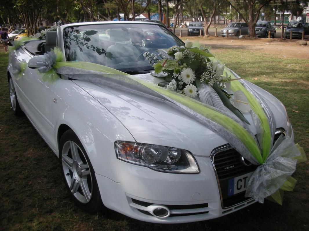 audi cabriolet mariage