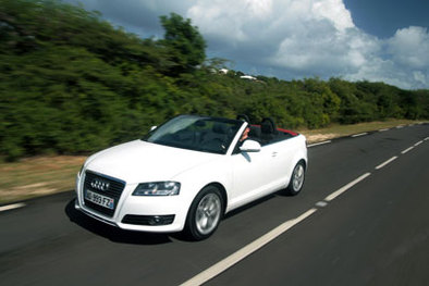 audi cabriolet occasion a3