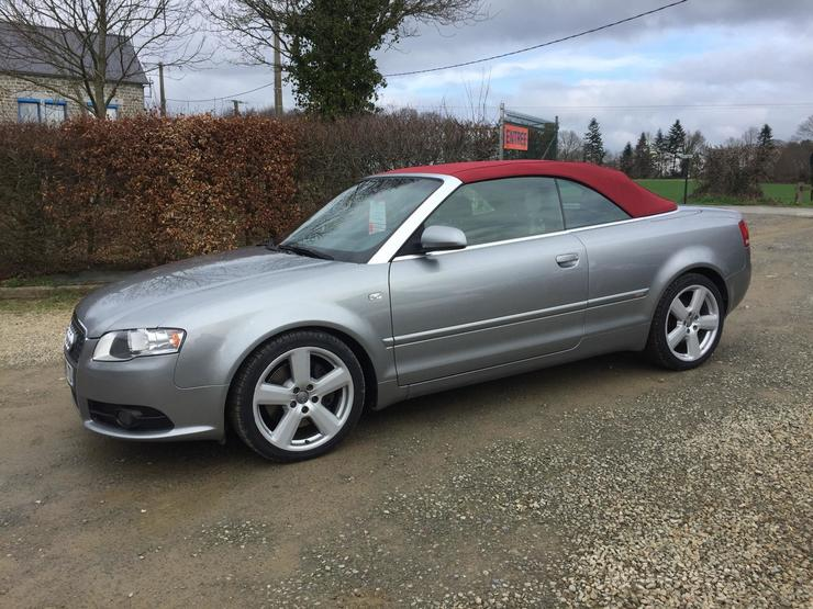 audi cabriolet occasion a4
