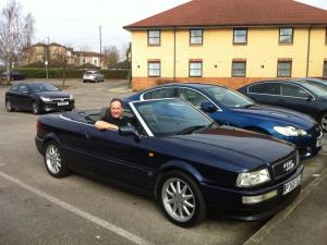 audi cabriolet owners club uk