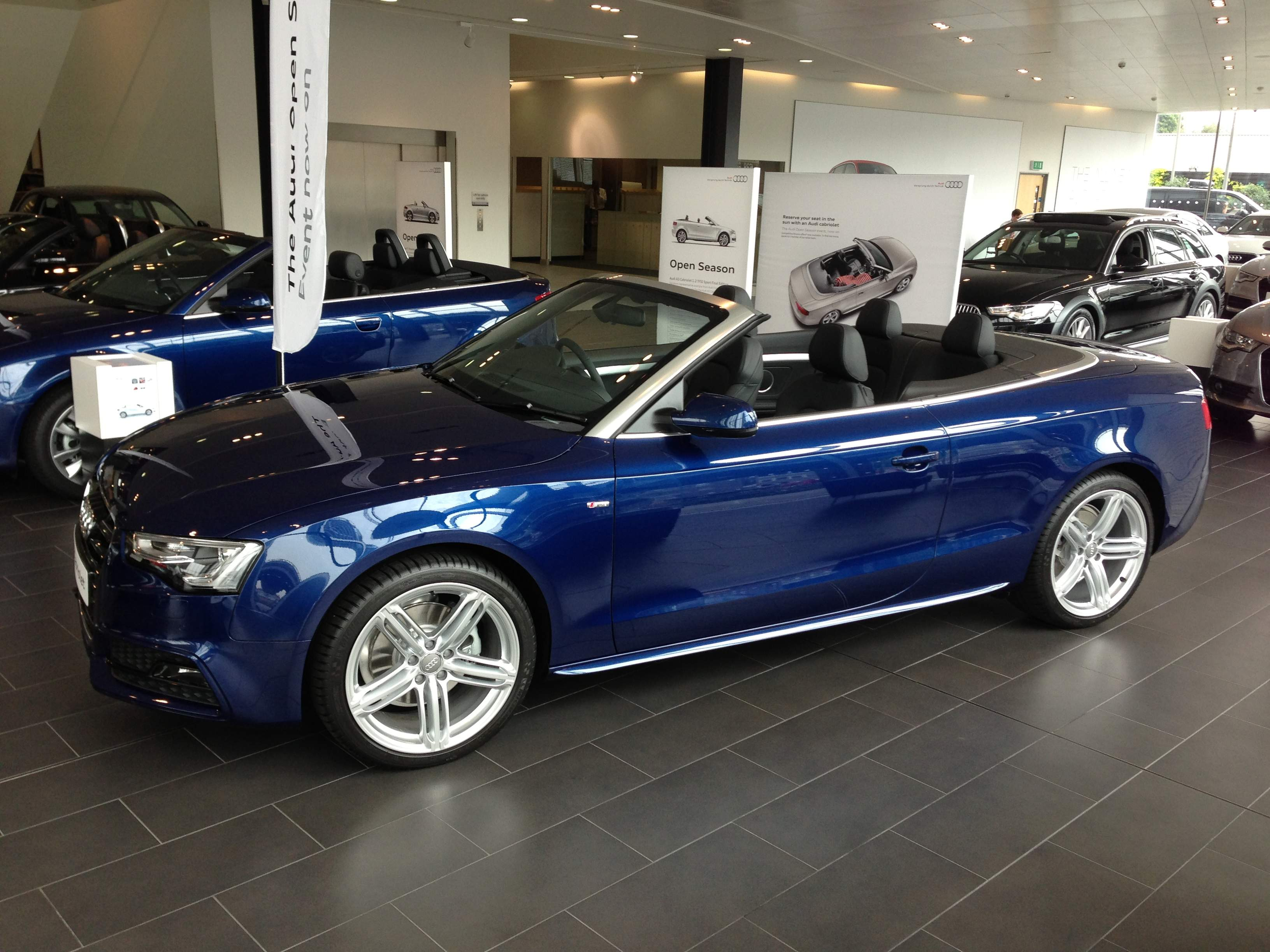 audi cabriolet owners club