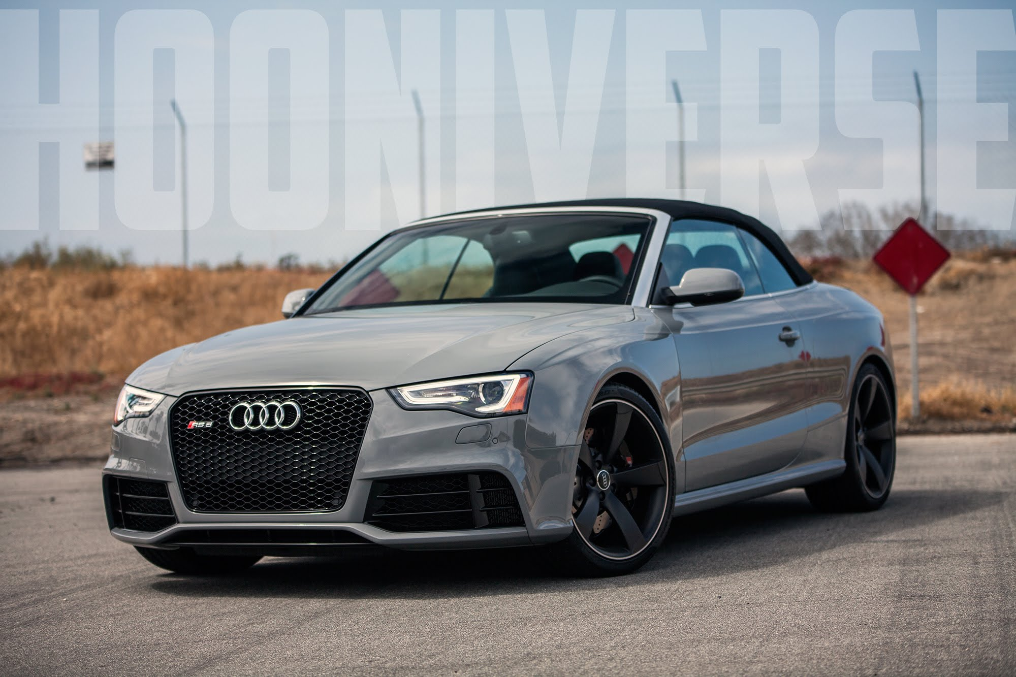 audi cabriolet rs 5