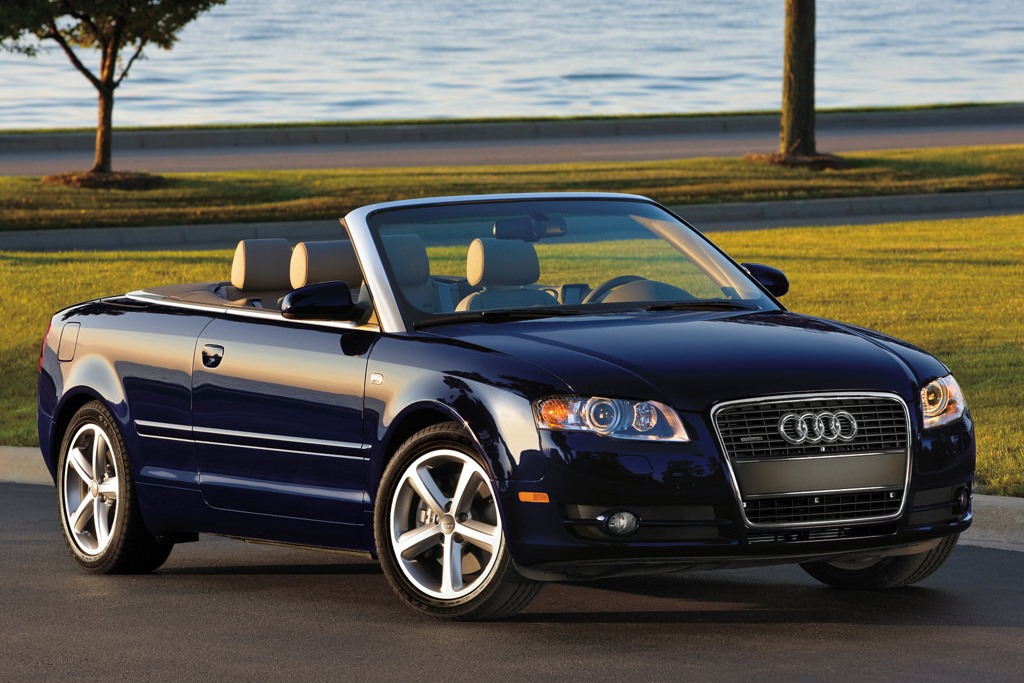 Audi Cabriolet Used Cars - Audi convertible for sale