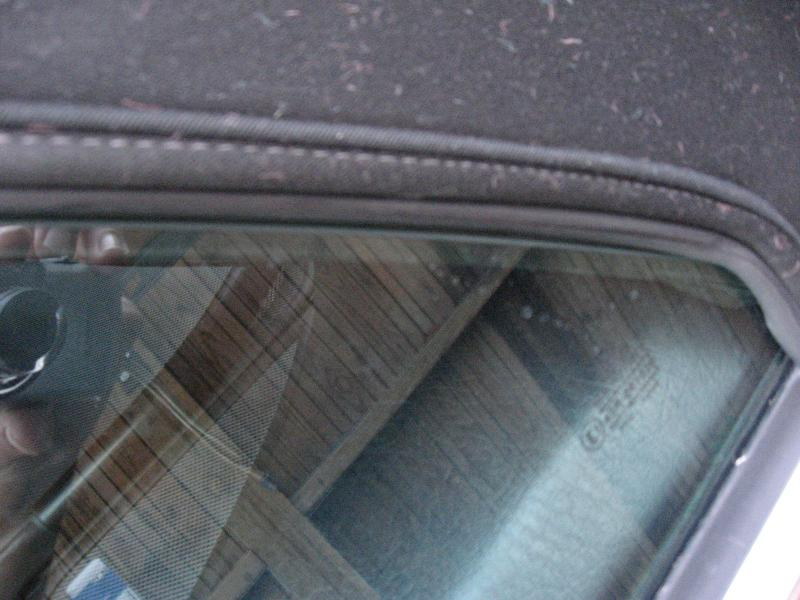 audi cabriolet window adjustment