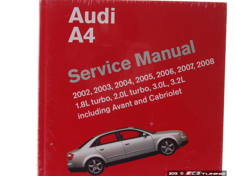 audi cabriolet workshop manual