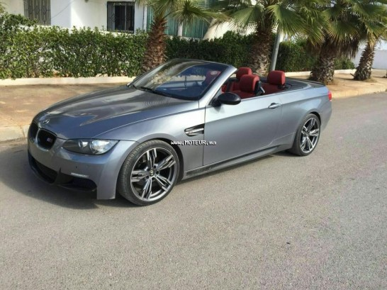 bmw cabriolet d'occasion maroc