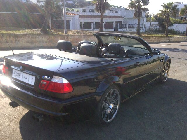 bmw cabriolet d'occasion maroc