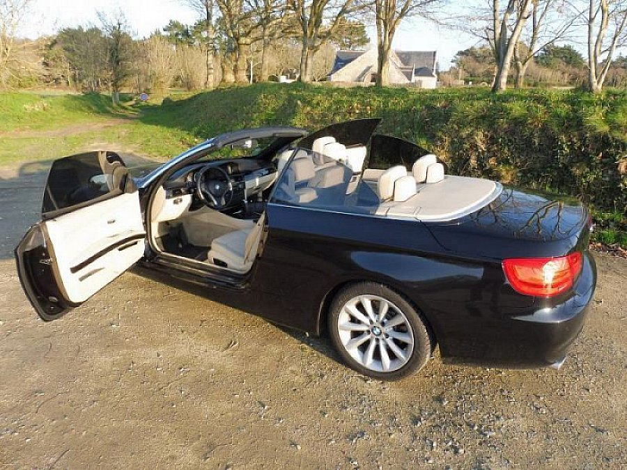 bmw cabriolet d'occasion