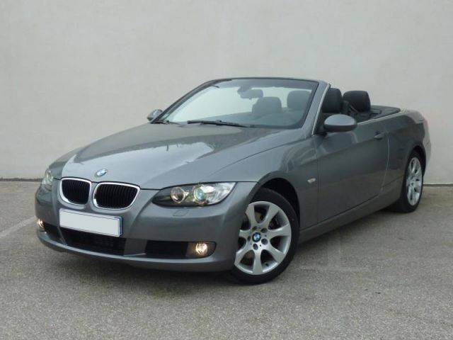 bmw cabriolet diesel a vendre