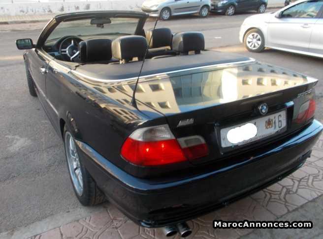 bmw cabriolet diesel a vendre