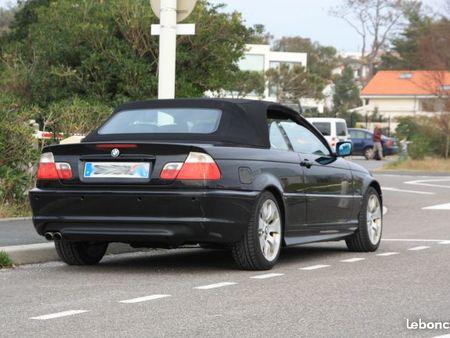 bmw cabriolet e46 pack m occasion