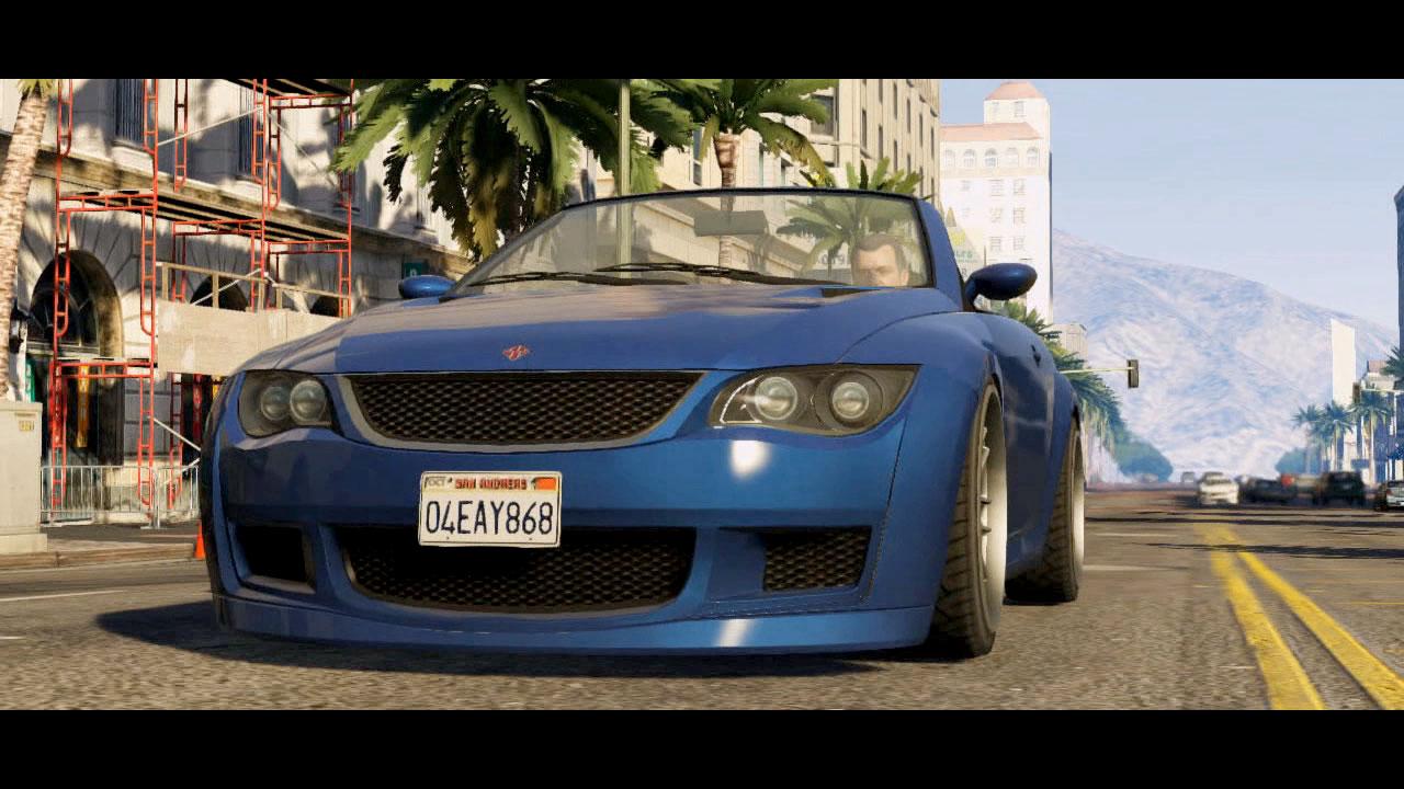 bmw cabriolet gta 5