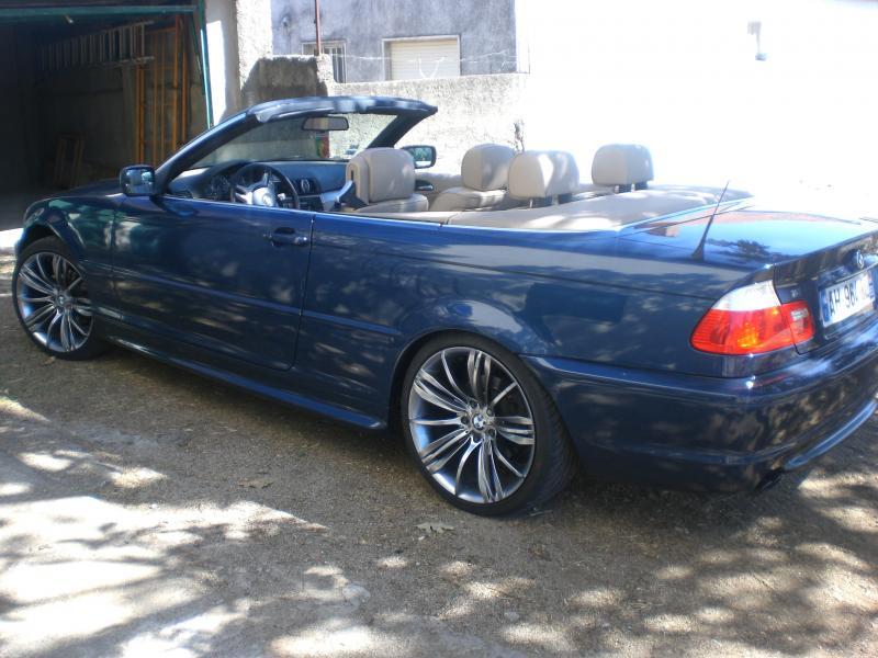 bmw e46 cabriolet diesel