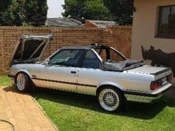 bmw gusheshe cabriolet