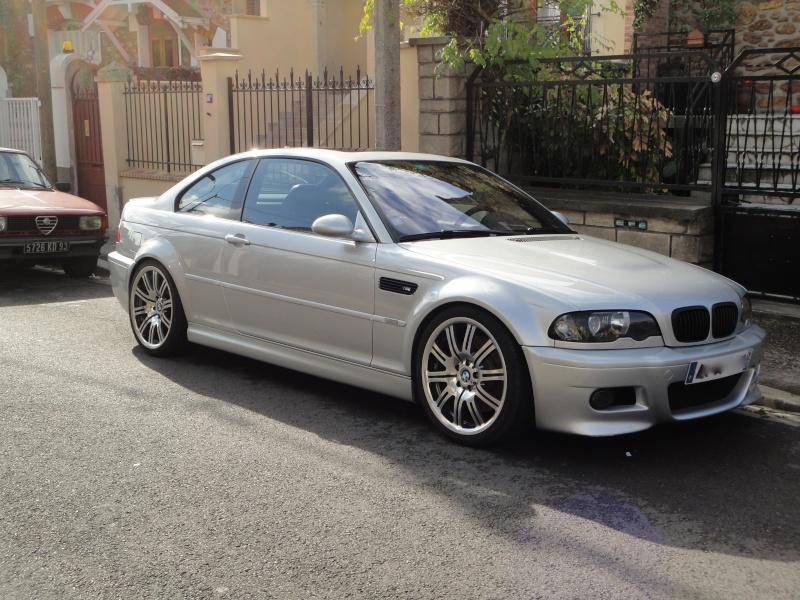 bmw m3 e46 cabriolet gris