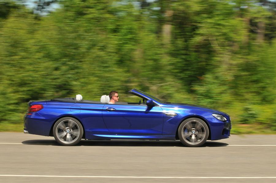 bmw m6 cabriolet review