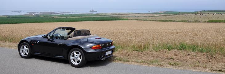 bmw z3 cabriolet noir