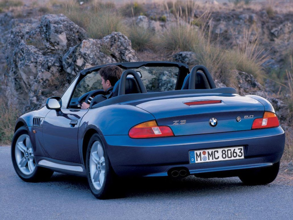 Bmw Z3 Coupe Cabriolet