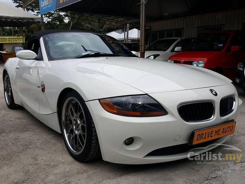 bmw z4 cabriolet 2004