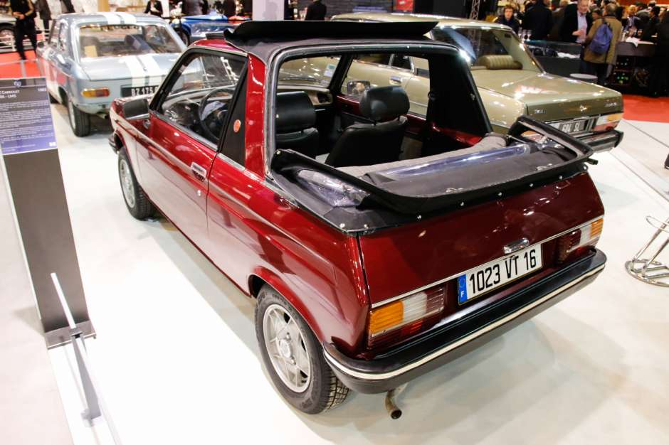 cabriolet 104