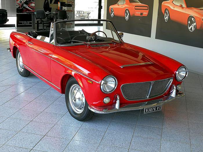 cabriolet 1960