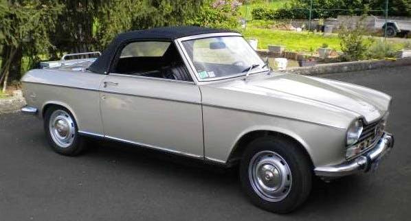 cabriolet 204
