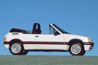 cabriolet 205
