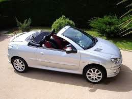 cabriolet 206