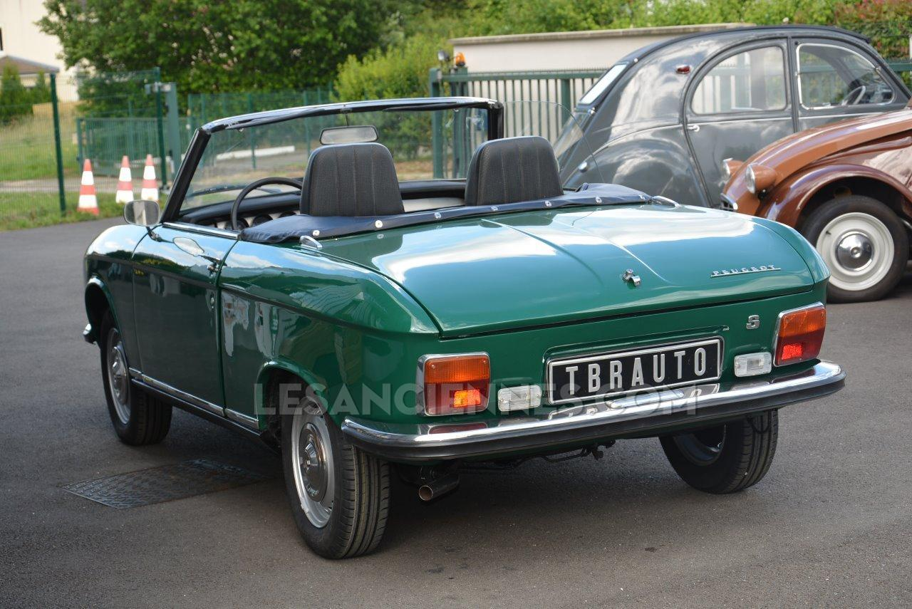 cabriolet 304 a vendre