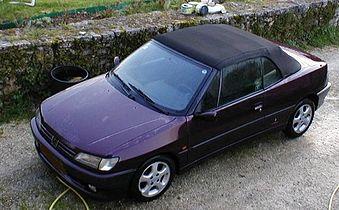 cabriolet 306 pininfarina