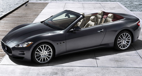 cabriolet 4 places luxe