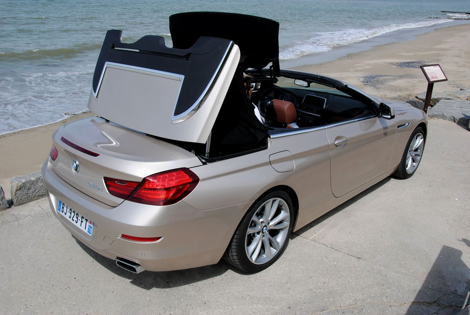 cabriolet 4 portes bmw. Black Bedroom Furniture Sets. Home Design Ideas