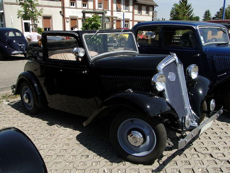 cabriolet 5 cv